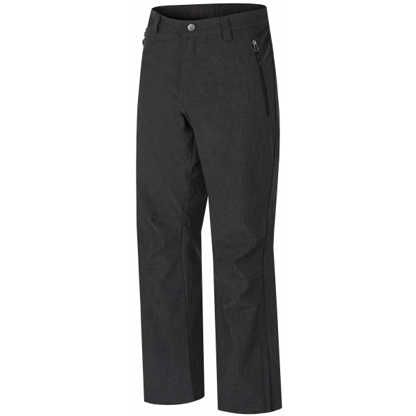 Hannah SYLVANO šedá XL - Pánské softshellové kalhoty