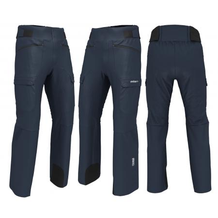Pánske lyžiarske nohavice - Colmar ELAN DEMO PANTS - 4