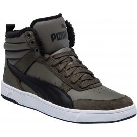 Puma REBOUND STREET V2 FUR - Pánská vycházková obuv