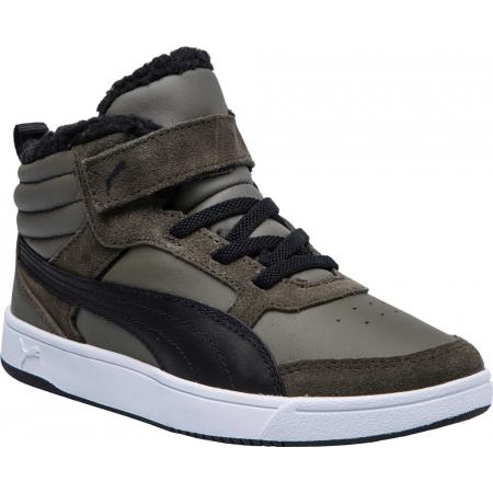 Puma REBOUND STREET V2 FUR PS - Kids' leisure shoes