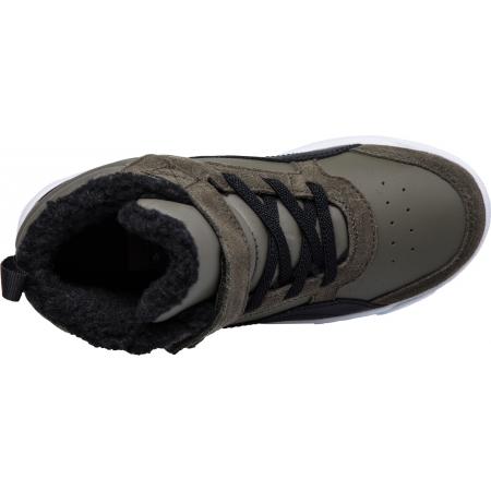 Dětská volnočasová obuv - Puma REBOUND STREET V2 FUR PS - 5