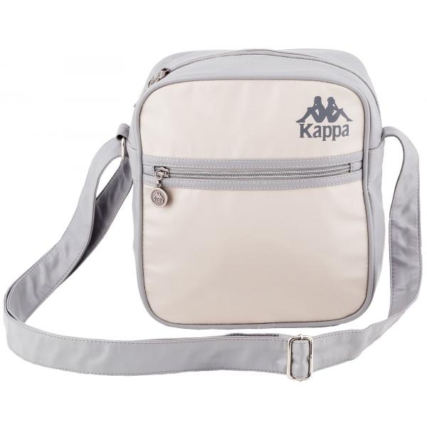 Kappa AUTHENTIC THYRSE šedá UNI - Unisex taška