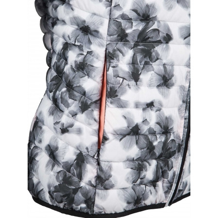 Dámska zimná bunda - Lotto III BOMBER W CZ L - 4