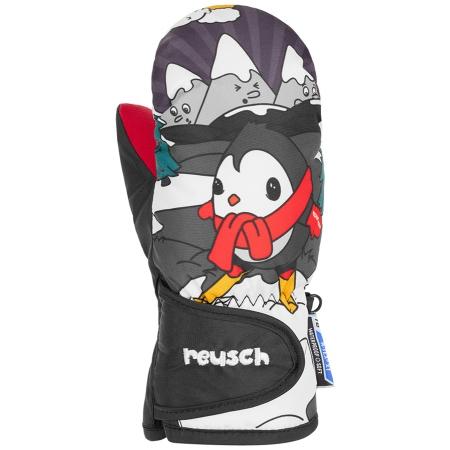 Reusch SNOWY R-TEX XT MITTEN - Kids' ski gloves