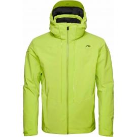 Kjus MEN SIGHT LINE JACKET - Pánská lyžařská bunda