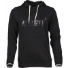 Dámská mikina - Russell Athletic PULL OVER HOODY - 1