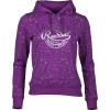 Dámská mikina - Russell Athletic HOODED SWEAT WITH ALLOVER PRINT - 1