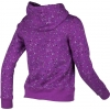 Dámská mikina - Russell Athletic HOODED SWEAT WITH ALLOVER PRINT - 3