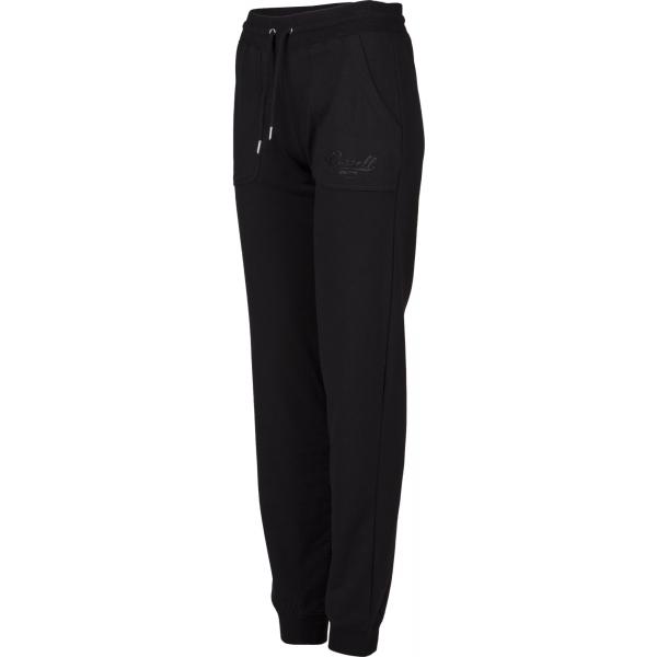 Russell Athletic CUFFED SWEAT PANT fehér XS - Női melegítő nadrág