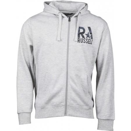 Pánská mikina - Russell Athletic ZIP - 1