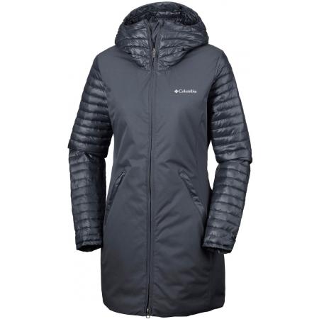 Dámska zimná bunda - Columbia SALCANTAY CASUAL MID JACKET - 1