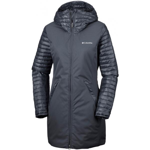 Columbia SALCANTAY CASUAL MID JACKET černá XL - Dámská zimní bunda