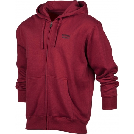 Pánská mikina - Russell Athletic ZIP THROUGH HOODY - 2