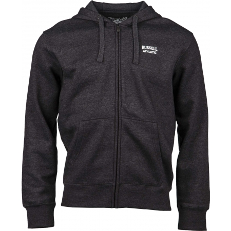 Pánská mikina - Russell Athletic ZIP THROUGH HOODY - 4
