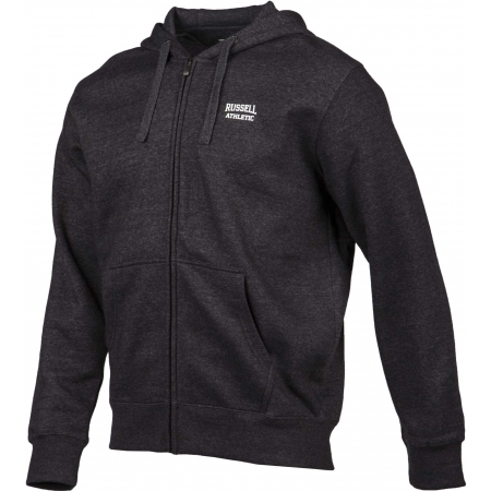 Pánská mikina - Russell Athletic ZIP THROUGH HOODY - 5