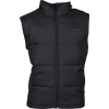 Men's vest - Russell Athletic SLEEVELESS PADDED JACKET WITH CONCEALED HOOD - 1