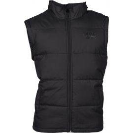 Russell Athletic SLEEVELESS PADDED JACKET WITH CONCEALED HOOD - Bezrękawnik męski