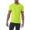 Мъжка тениска за бягане - Asics SS TOP BLACK - 3