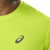 Мъжка тениска за бягане - Asics SS TOP BLACK - 6