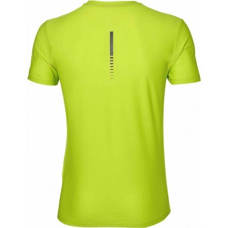 Мъжка тениска за бягане - Asics SS TOP BLACK - 2