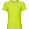 Мъжка тениска за бягане - Asics SS TOP BLACK - 1