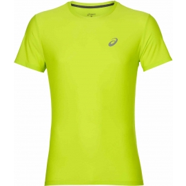 Asics SS TOP BLACK - Men's running T-shirt