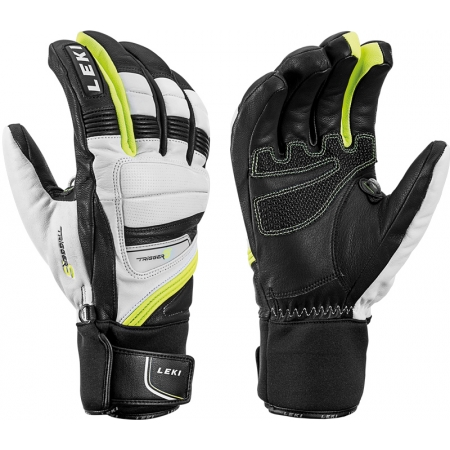 Leki GRIFFIN PRIME S - Downhill ski gloves