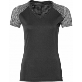 Asics FUZEX V-NECK SS TOP
