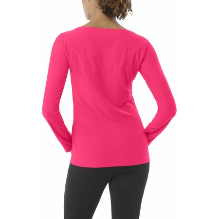 Dámské sportovní triko - Asics LS TOP W - 4