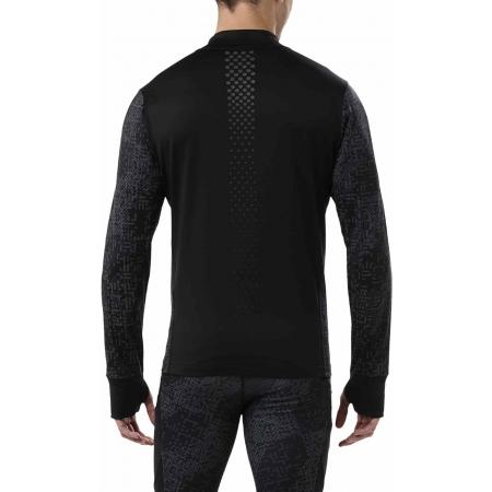 Pánské sportovní triko - Asics LITE-SHOW 1/2 ZIP - 4