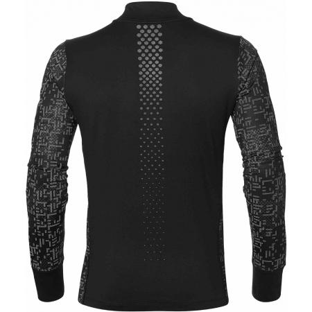 Pánské sportovní triko - Asics LITE-SHOW 1/2 ZIP - 2