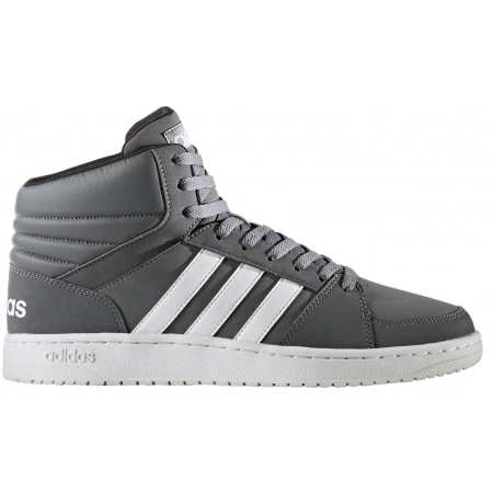 Pánské kotníkové boty - adidas VS HOOPS MID - 1