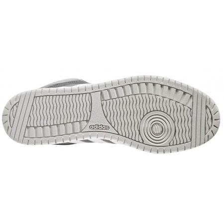 Pánské kotníkové boty - adidas VS HOOPS MID - 3