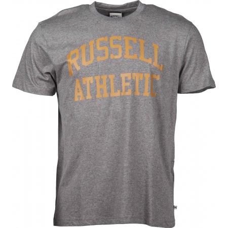 Pánské tričko - Russell Athletic ICONIC ARCH LOGO - 1