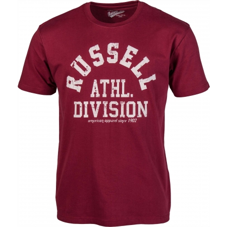 Men's T-shirt - Russell Athletic ATHL.DIVISION - 1