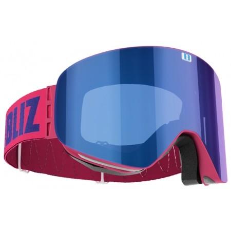 Lyžiarske okuliare - Bliz FLOW BLUE MULTI - 1 2795e15f22f