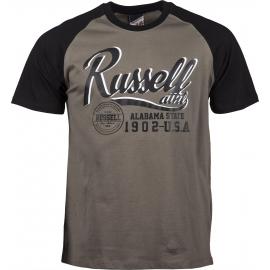 Russell Athletic MEN'S T-SHIRT RAGLAN - Men's T-shirt