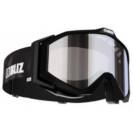 Bliz EDGE BLACK - Ochelari de ski coborâre