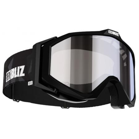 Bliz EDGE BLACK - Gogle narciarskie