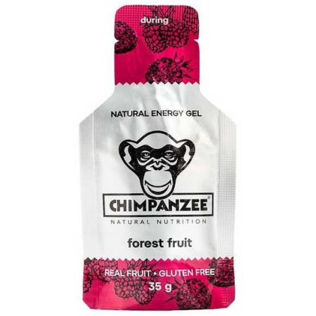 Chimpanzee ENERGY GEL FOREST FRUIT 35 G - Energetický gel