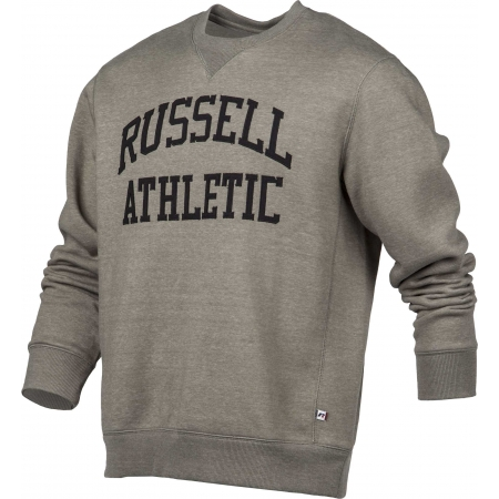 Pánská mikina - Russell Athletic CREW NECK TACKLE TWILL SWEATSHIRT - 2