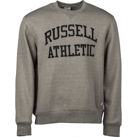 Pánská mikina - Russell Athletic CREW NECK TACKLE TWILL SWEATSHIRT - 1