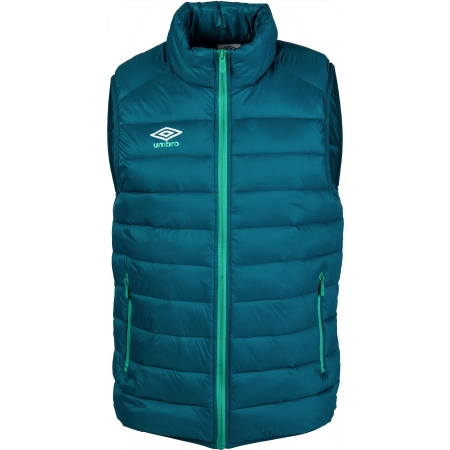 Pánska vesta - Umbro ULTRA LIGHT POLYFILL GILET - 1