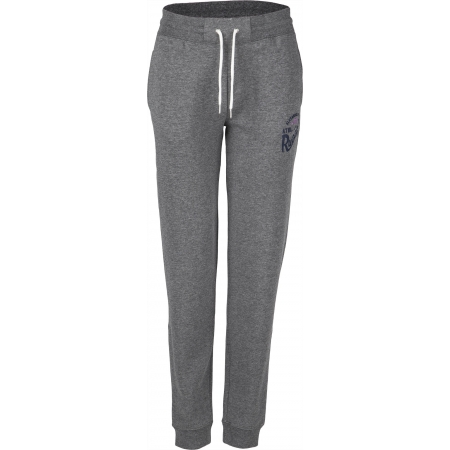 Dámské tepláky - Russell Athletic CUFFED PANT WITH GRAPHIC - 2