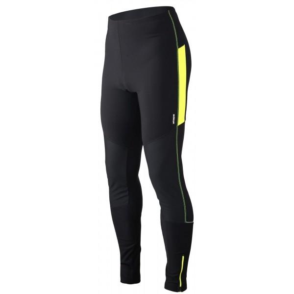 Etape FREEZE WS žlutá XXL - Pánské sportovní kalhoty