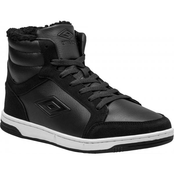 Umbro RICHMOND MID fekete 11.5 - Férfi szabadidőcipő