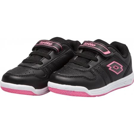 Detská voľnočasová obuv - Lotto SET ACE XI INF SL - 2