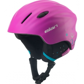 Elan TEAM PINK - Cască ski juniori