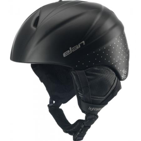 Elan BLACK EDITION - Lyžiarska prilba