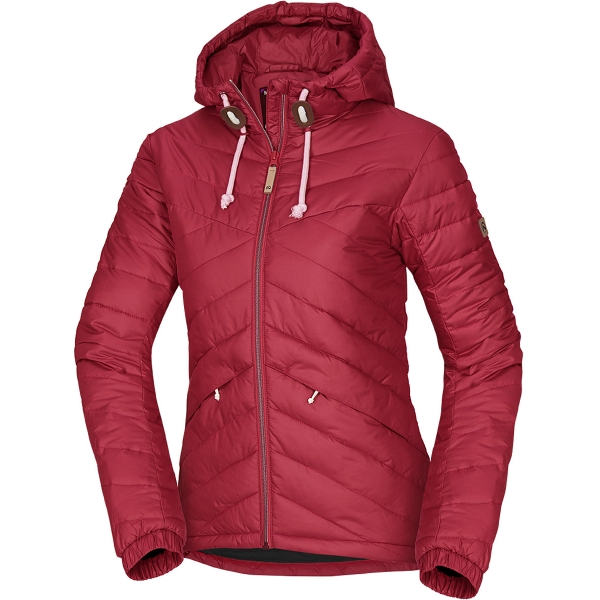 Northfinder EFFIE červená S - Dámská bunda